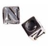 SS.925 Alpha Cubes N 5.1x5.1mm